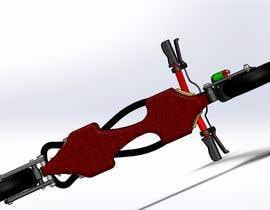 #46 для Design an electric scooter inspired after Ferrari F80 от sami3008