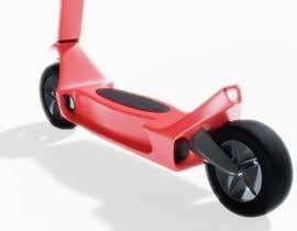 #15 для Design an electric scooter inspired after Ferrari F80 от Skeindem