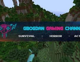 #9 pentru Banner + profil pentru un canal de Gaming pe YT de către Peterwebandprint