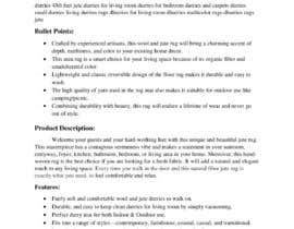 #11 for Creare Features Description for Amazon product (strong points of the product) by CompWriters