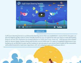 #29 for Mockup designed for our *About Us* page (+ footer design) by Shtofff