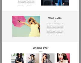 #15 для Beauty Ecommerce Website Design от sharifkaiser
