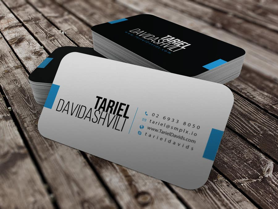 Entry #67 by youart2012 for Design some personal business cards and ...