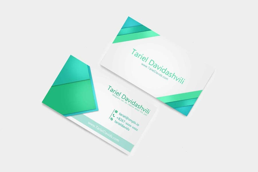 Entry #31 by Adityay for Design some personal business cards and a ...