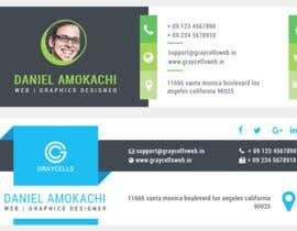 #48 for Logo Design + Email signature and Linkedin / Facebook Cover by Ajoysutradhar