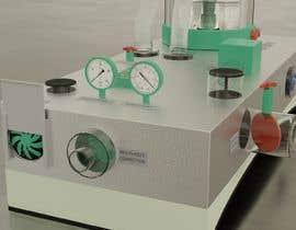 #5 для Design and 3D model of a Vacuum cleaner ventilator от Skeindem