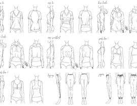 #7 for WOMENS ATHLETIC FASHION SKETCHES by jovinadia
