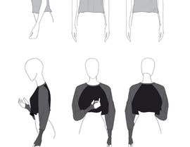 #13 for WOMENS ATHLETIC FASHION SKETCHES by AmparoJMC