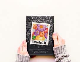 #149 для Grateful AF  - Book Cover от umairgh