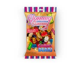 #94 for Create a design for the packaging - Gummy Bear Candy package design by carloscerda