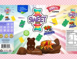 #71 for Create a design for the packaging - Gummy Bear Candy package design by MuhammdUsman