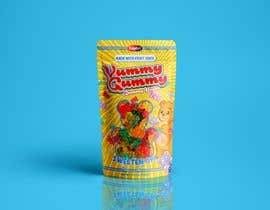 #28 for Create a design for the packaging - Gummy Bear Candy package design by MunKeyX