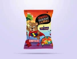 #91 for Create a design for the packaging - Gummy Bear Candy package design by reza2s84