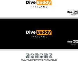 """#68 for I need a logo of my business to exactly same as pornhub . My business name is """"Dive Buddy"""" and please change white the word below the logo to """" THAILAND"""" by alejandrorosario"""