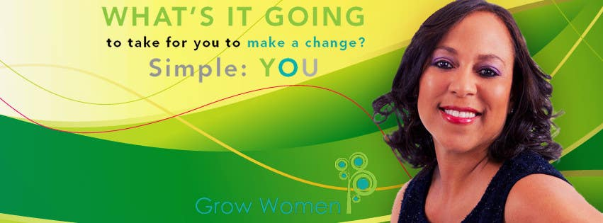 Bài tham dự cuộc thi #                                        5                                      cho                                         Graphic Design for GrowWomen.com Facebook Cover