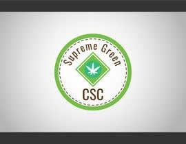 #55 untuk Logo For Cannabis Social Club oleh SanGraphics