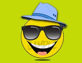 #58 para Smile Face with Sunglasses de SabrinaEsha