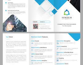 #13 for Trifold brochure for software product by LaGogga