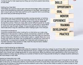 #51 для Content Articles - Importance of Internships on your career от kinjalrajput2515