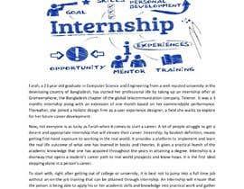 #38 для Content Articles - Importance of Internships on your career от fahmidamehreen