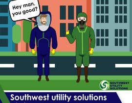 #10 for Instagram Graphics- SOUTHWEST UTILITY SOLUTIONS by ielleryalizo