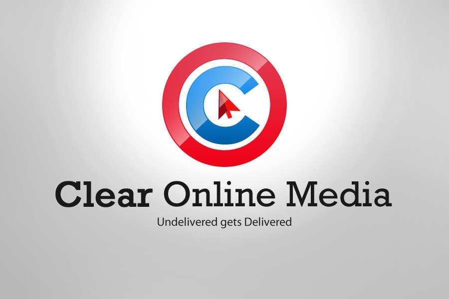 Entri Kontes #                                        19                                      untuk                                        Logo Design for CLEAR ONLINE MEDIA