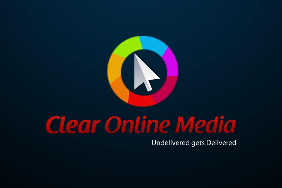 Contest Entry #27 for Logo Design for CLEAR ONLINE MEDIA