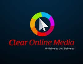 nº 27 pour Logo Design for CLEAR ONLINE MEDIA par praxlab