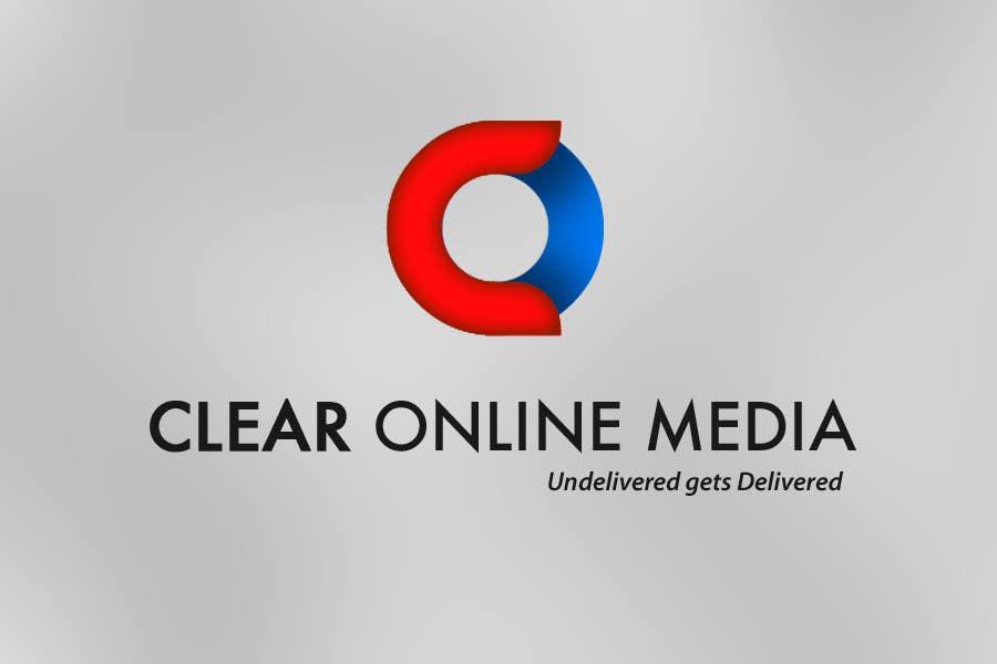 Конкурсная заявка №                                        13                                      для                                         Logo Design for CLEAR ONLINE MEDIA