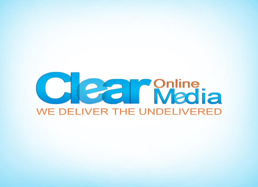 Entri Kontes #                                        45                                      untuk                                        Logo Design for CLEAR ONLINE MEDIA