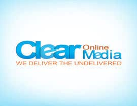 nº 45 pour Logo Design for CLEAR ONLINE MEDIA par tngicube