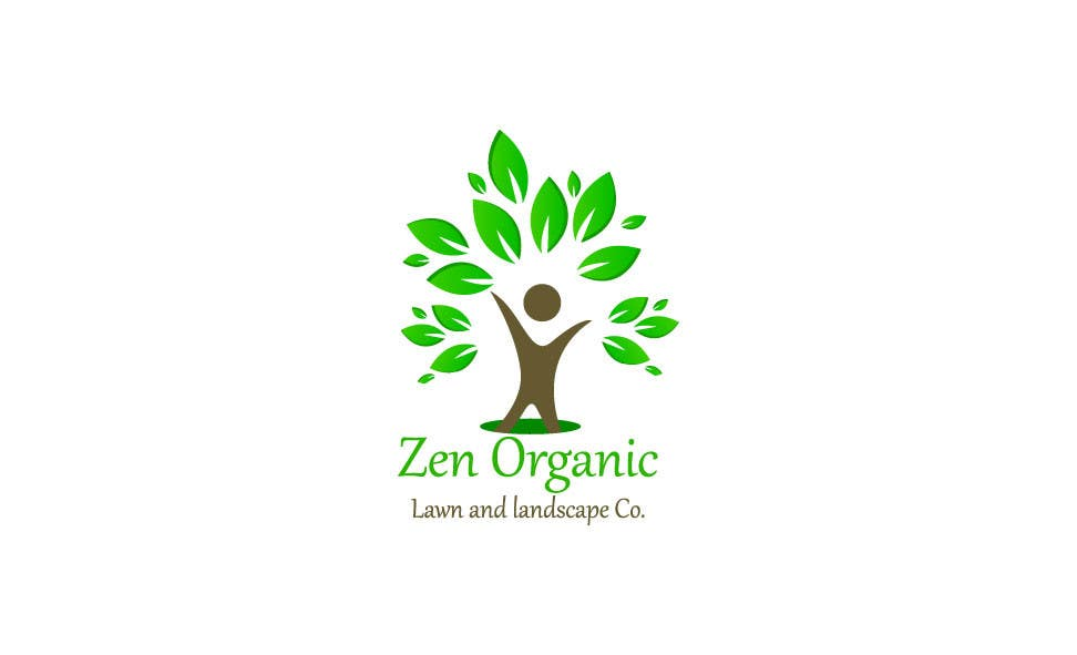 Penyertaan Peraduan #                                        207                                      untuk                                         Design a Logo for zen organics