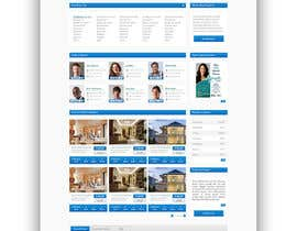 #22 для Design a property listing website от amirkust2005