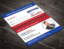 #73 for Design a Business Card with a Medicare Theme by SHILPIsign