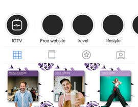 #14 for Design an Instagram layout by salmanKotler