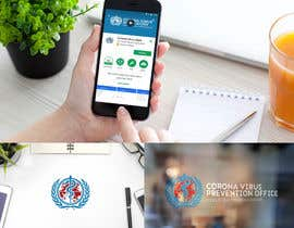 #53 для Design a logo for the World Health Organization Coronavirus app от yudhaariyanto