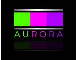 #192 para Logo for Apparel - Aurora -- 2 por reswara86