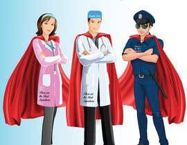 #11 for Medical Heros by daniyalbabar9