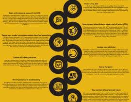 nº 11 pour New infographic design par nazmakhatun9090