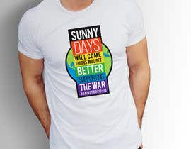 #155 для COVID-19 T Shirt, Hoodie, Cap & Laptop Sticker Design от dreamquality