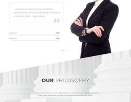 #18 for 8-PAGE WEBSITE DESIGN FOR A REAL ESTATE APP COMPANY by mdraihanwp