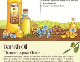 #11 para Infographics for comparison of different Wood Worktop  Oils de sdgraphic18