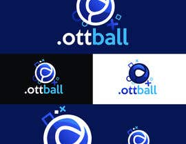 #82 for ottball.com logo by durga4927