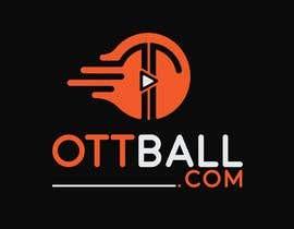 #77 for ottball.com logo by Hossainismail00