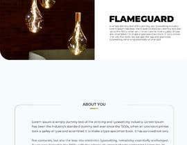 #5 для Build a Outdoor Lighting Website от dribbble142