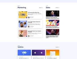 #155 para Blog Pages Design Contest. de iWebSolutions9