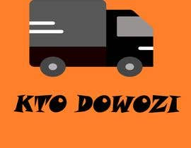 """#18 cho There is an application searching for grocery shops offering delivery. Need logo for this. Please also include text """"Kto dowozi?"""" (Who delivers?) bởi RajeevRathor1"""