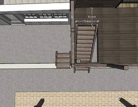 #53 для Design a wooden staircase от kovacevicjelena