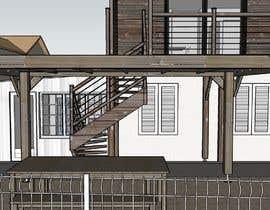 #39 для Design a wooden staircase от ChabelyHdz010