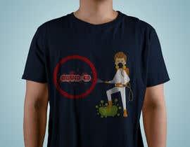 #44 for t-shirt designs for coronavirus by sayedfarhan